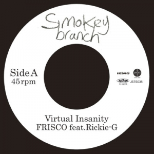 VIRTUAL INSANITY FEAT. RICKIE-G / SKA DEVIL JS7S035