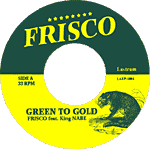 GREEN TO GOLD LAEP-1001
